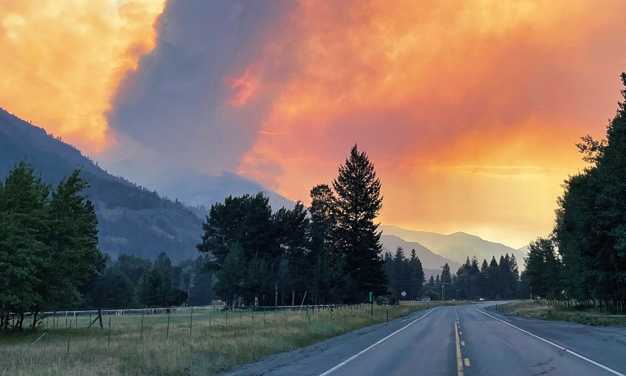 Central Washington Fire Recovery 2021